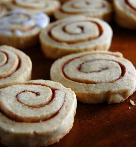 Cinnamon Bun Cookies Recipes — Dishmaps