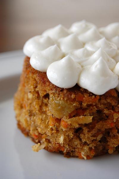 Dorie Greenspan Carrot Cake
